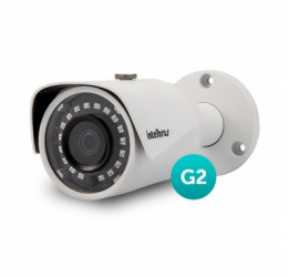 CÂMERA IP BULLET 30M 3,6MM 3MP - INTELBRAS VIP S3330 G2