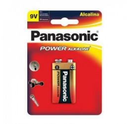 Bateria Alcalina 9V 6Lf22Xab/1B - Panasonic