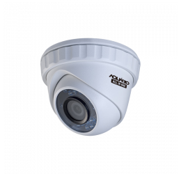 Câmera Dome TVI/CVI/AHD/CVBS 3,6mm 20m 2MP Metálica Full HD - Aquário CDF-3620-2
