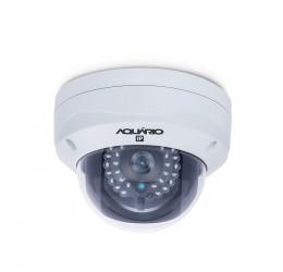 Câmera Dome IP Full HD 2MP 4mm 30m POE - Aquário CDI-4030-2