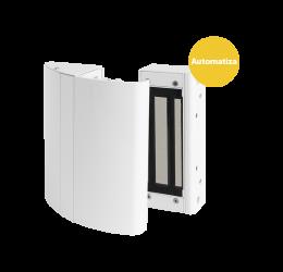 Fechadura Eletroímã 12V Kit Branco (Kit Elite Automatiza) - Intelbras Fs 150 S/ Sensor