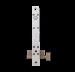 Fechadura Solenoide 12V Fail Secure/Safe C/ Chave - Intelbras Fs 1010