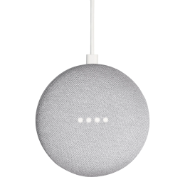SMART SPEAKER GOOGLE NEST MINI CINZA
