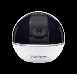 Câmera Wifi Interna Full HD 1080P 2MP IR 10M Slot MicroSD - Intelbras IC7S