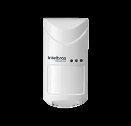 SENSOR INFRAVERMELHO COM FIO 110° - INTELBRAS IVP 3000 MW