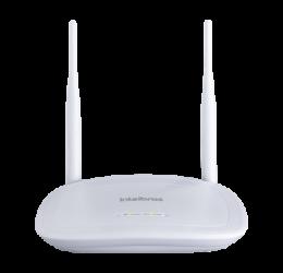 Roteador Wireless 300Mbps 5DBi IPv6 2 Antenas - Intelbras IWR 3000N
