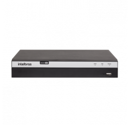 DVR MULTI HD 8 CANAIS FULL HD 1080P 6MP H265 - INTELBRAS MHDX 3108