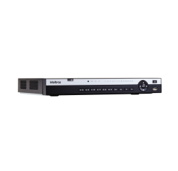 DVR MULTI HD 16 CANAIS 4K + 8 IP - INTELBRAS MHDX 5116 4K