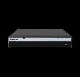 Gravador Digital Em Rede (NVR) 8 Canais C/ POE+ - Intelbras NVD 3108 P