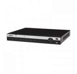 NVR STAND ALONE 16 CANAIS - INTELBRAS NVD 3116