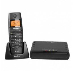 Central IP Dect Com 1 Ramal Sem Fio - Intelbras TS 60 IP