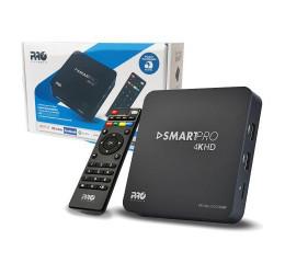 RECEPTOR SMART BOX 4K WIFI 2GB PROSB-2000/2GB - PROELETRONIC