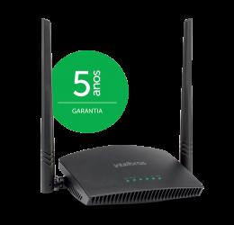 Roteador Wireless 300Mbps 5Dbi IPv6 2 Antenas - Intelbras RF 301K
