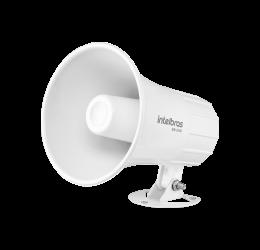 Sirene Corneta Com Fio Para Alarme 120Db - Intelbras SIR 3000 Branca