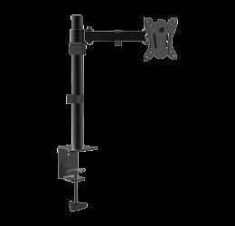 """Suporte De Mesa Articulado Com Braço De 25cm Para Monitor De 10"""" A 27"""" - Arcticus SM1701"""