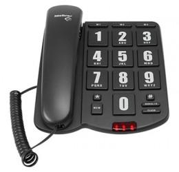 TELEFONE COM FIO - INTELBRAS TOK FÁCIL