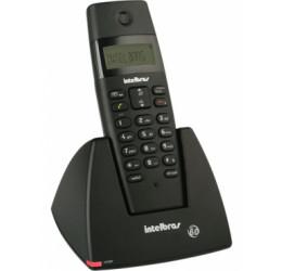 Telefone Sem Fio Com Identificador De Chamadas - Intelbras TS 40 ID