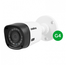 CAMERA MULTIHD BULLET 20M 3,6MM FULL HD 1080P - INTELBRAS VHD 1220 B G4