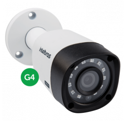CAMERA MULTIHD BULLET 30M 3,6MM HD 720P - INTELBRAS VHD 3130 B G4