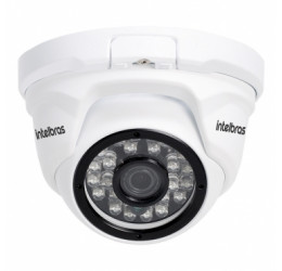 CAMERA IP DOME 20M 3,6MM HD 1MP - INTELBRAS VIP 1120 D