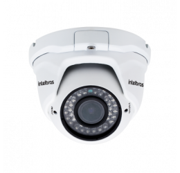 CÂMERA IP DOME 30M 2,8-12MM 1MP - INTELBRAS VIP 1130 D VF