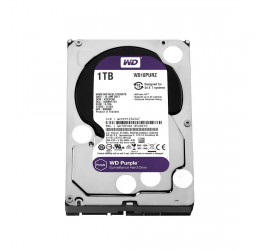 HD Interno WD Purple 1TB Sata 6Gbps 64MB - Western Digital WD10PURZ