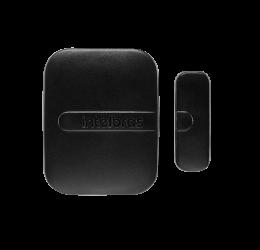 Sensor De Abertura Magnetico Sem Fio Ook E Fsk - Intelbras Xas Smart Preto