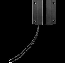 Sensor Magnetico Com Fio - Intelbras Xas Sobrepor Preto