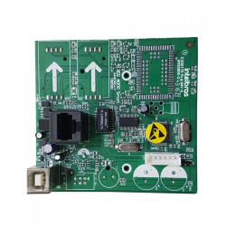MÓDULO ETHERNET P/ CENTRAL AMT 4010 SMART - INTELBRAS XE 4000 SMART