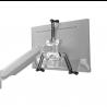 """Adaptador Para Monitor Sem Furação VESA De 17"""" A 27"""" - Brasforma XMA-01A"""